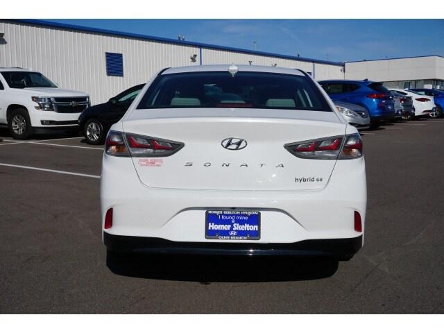 Used 2018 Hyundai Sonata Hybrid For Sale at Homer Skelton