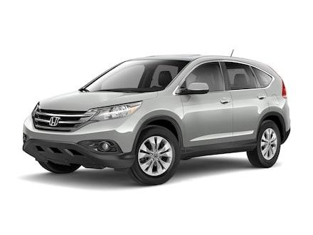 2012 Honda CR-V EX AWD SUV