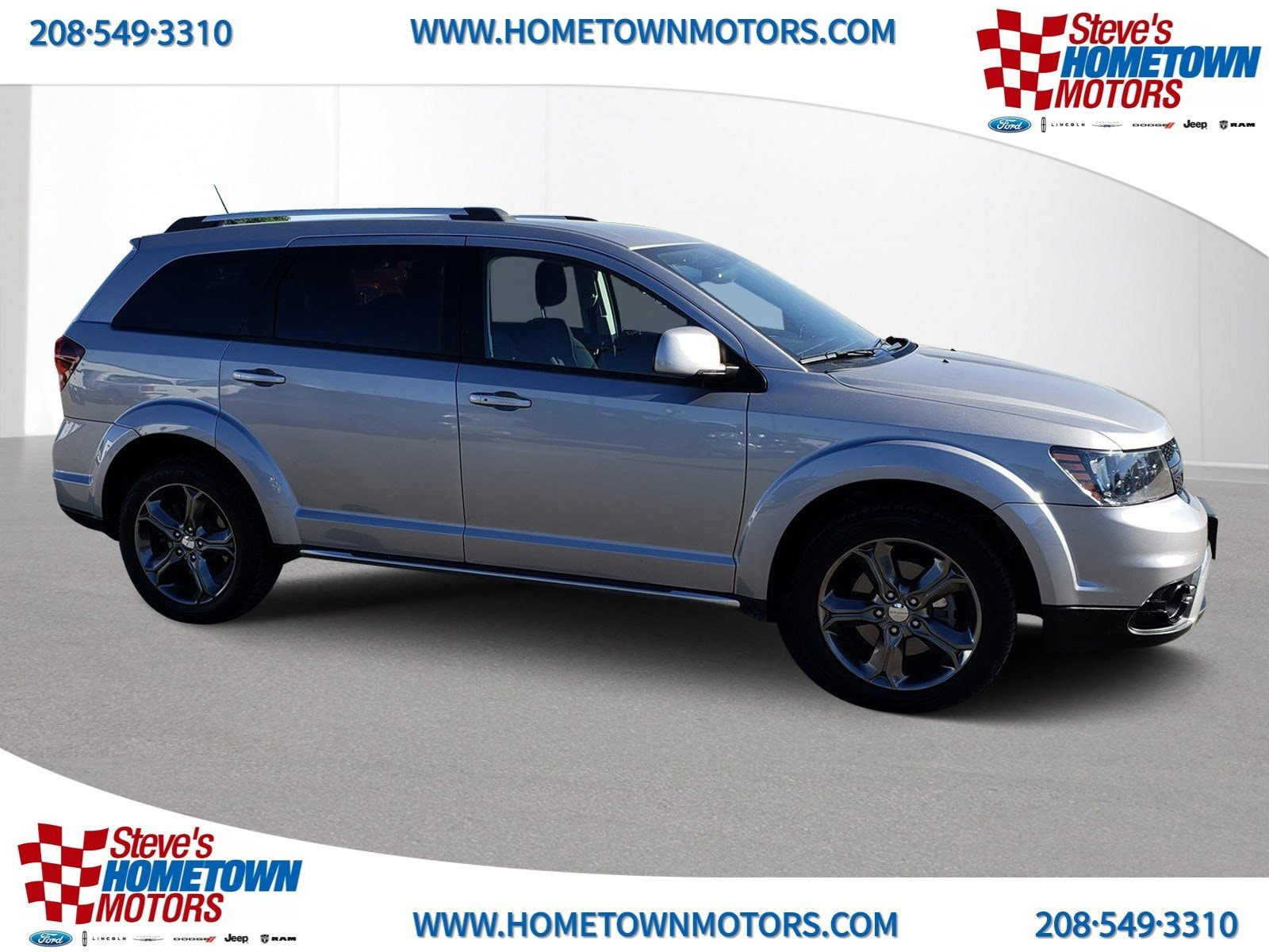 2016 Dodge Journey CROSSROAD PLUS FWD  Crossroad