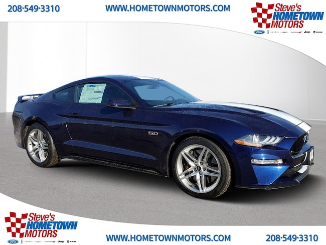 New 2019 Ford Mustang For Sale at Hometown Ford   VIN: 1FA6P8CF6K5143549