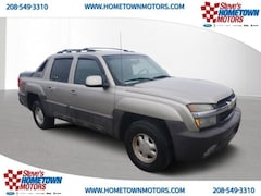 2003 Chevrolet Avalanche 1500 Crew Cab Short Bed Truck