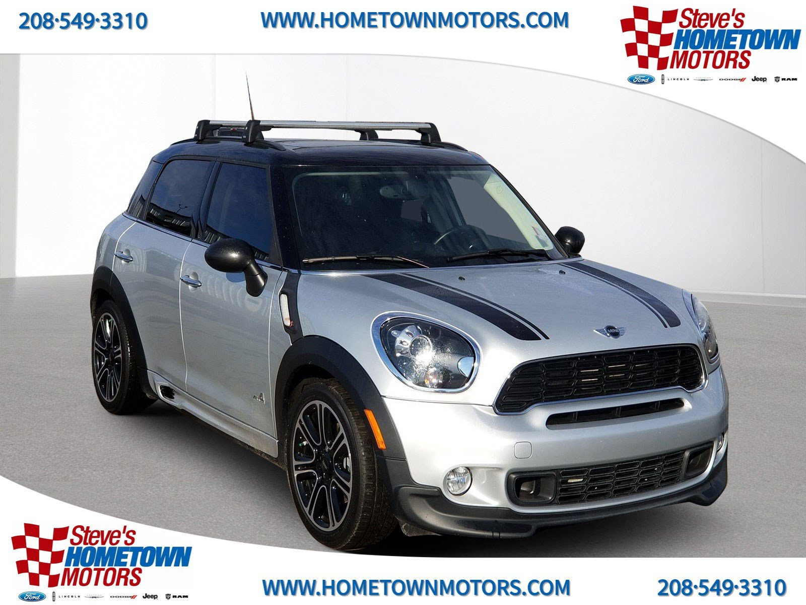2014 MINI Cooper Country S ALL4 ALL4  S