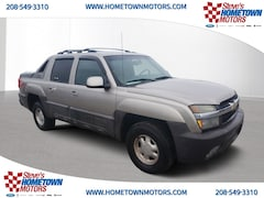 2003 Chevrolet Avalanche 5DR 4WD 1500 1500  Crew Cab 130 WB 4WD
