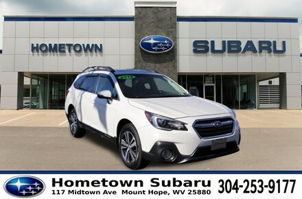Featured Used 2018 Subaru Outback 3.6R Limited SUV 4S4BSENC0J3277083 for sale in Mount Hope, WV