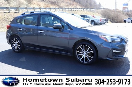 Featured Used 2018 Subaru Impreza 2.0i Limited 5-door 4S3GTAT64J3750299 for sale in Mount Hope, WV