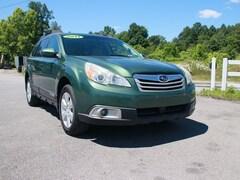 Used 2011 Subaru Outback 2.5i Premium (M6) SUV 4S4BRCHC6B1327963 Near Beckley