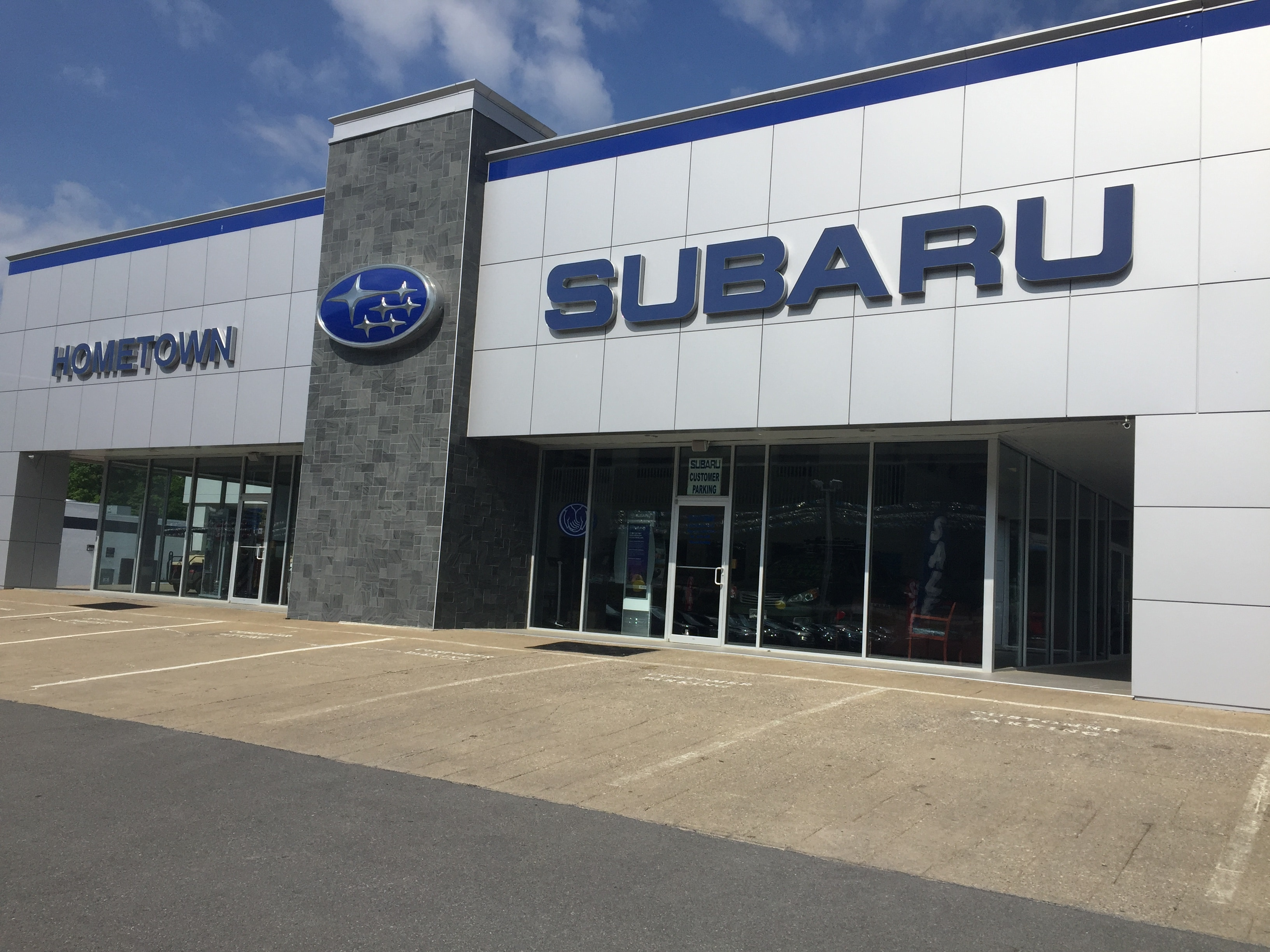 Hometown Subaru Near Beckley