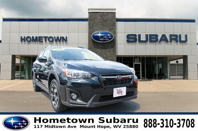 2018 Subaru Crosstrek 2.0i Premium with SUV JF2GTABCXJH324113