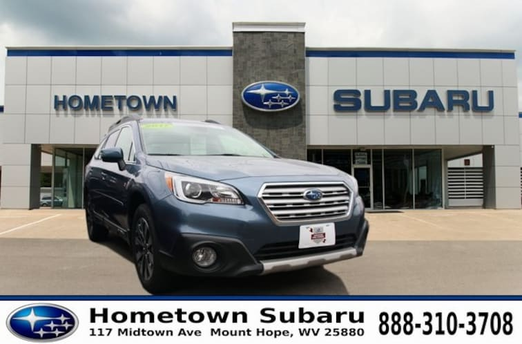 2017 Subaru Outback 3.6R Limited with SUV 4S4BSENC0H3369322