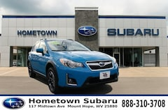 Certified Pre-Owned 2016 Subaru Crosstrek 2.0i Premium SUV JF2GPADC2G8245741 near Beckley
