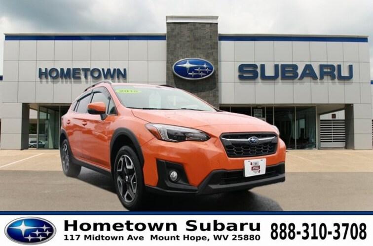 2018 Subaru Crosstrek 2.0i Limited SUV JF2GTALCXJ8216671