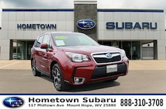 Used 2014 Subaru Forester 2.0XT Touring (CVT) SUV JF2SJGMC4EH550007 Near Beckley