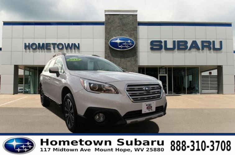 2017 Subaru Outback 2.5i Limited with SUV 4S4BSANC9H3240956