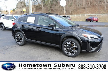 Featured New 2021 Subaru Crosstrek Limited SUV JF2GTHNCXMH292577 for sale in Mount Hope, WV