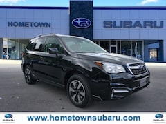 Used 2018 Subaru Forester 2.5i Limited SUV JF2SJAJC4JH438870 Near Beckley
