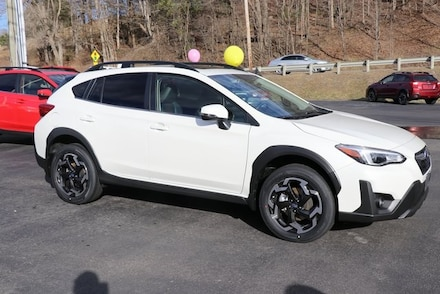Featured New 2021 Subaru Crosstrek Limited SUV JF2GTHNC0MH307507 for sale in Mount Hope, WV