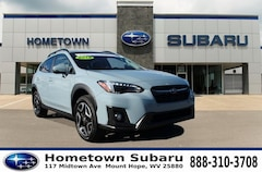Certified Pre-Owned 2018 Subaru Crosstrek 2.0i Limited SUV JF2GTALCXJH221076 near Beckley
