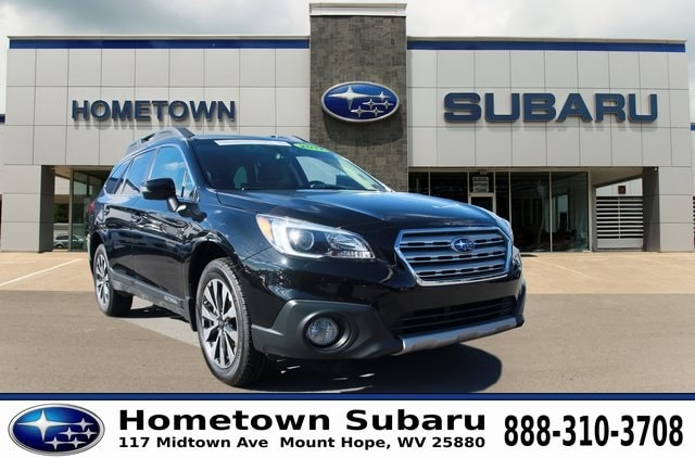 2017 Subaru Outback 2.5i Limited with SUV 4S4BSANC5H3364061