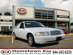 Used 2006 Ford Crown Victoria Sedan 2FAFP74V06X123592 Near Beckley