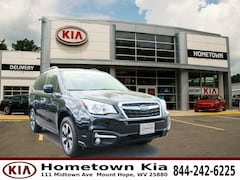 Certified Pre-Owned 2017 Subaru Forester 2.5i Limited SUV JF2SJAJC1HH453529 near Beckley