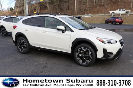 Featured New 2021 Subaru Crosstrek Limited SUV JF2GTHNC1MH306270 for sale in Mount Hope, WV