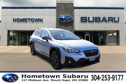 Featured New 2021 Subaru Crosstrek Sport SUV JF2GTHSC5MH260883 for sale in Mount Hope, WV