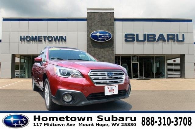 2017 Subaru Outback 2.5i Premium with SUV 4S4BSADC7H3361793