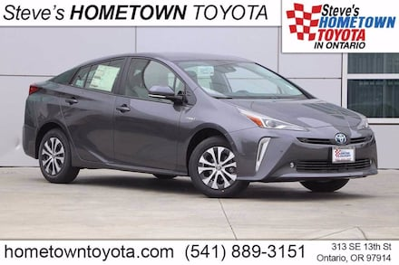 New 2020 Toyota Prius LE AWD-e Hatchback for Sale near Boise