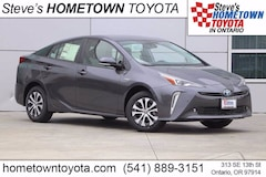 New 2020 Toyota Prius LE AWD-e Hatchback For Sale in Ontario, OR