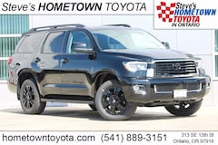 New 2021 Toyota Sequoia TRD Sport SUV For Sale in Ontario, OR