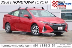 New 2021 Toyota Prius Prime XLE Hatchback For Sale in Ontario, OR