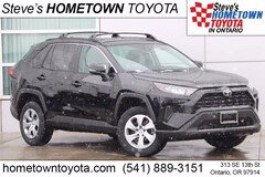 New 2021 Toyota RAV4 LE SUV For Sale in Ontario, OR