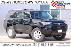 New 2021 Toyota 4Runner SR5 SUV For Sale in Ontario, OR
