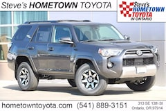 New 2021 Toyota 4Runner TRD Off Road Premium SUV For Sale in Ontario, OR