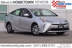New 2021 Toyota Prius LE Hatchback For Sale in Ontario, OR