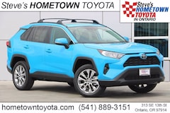 New 2021 Toyota RAV4 XLE Premium SUV For Sale in Ontario, OR
