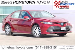 new 2020 Toyota Camry Hybrid LE Sedan For Sale in Ontario, OR