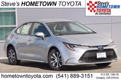 New 2021 Toyota Corolla Hybrid LE Sedan For Sale in Ontario, OR