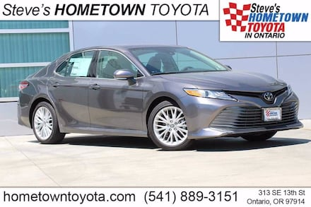 New 2020 Toyota Camry XLE Sedan for Sale near Boise