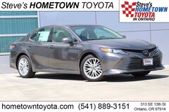 New 2020 Toyota Camry XLE Sedan For Sale in Ontario, OR