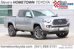 New 2021 Toyota Tacoma TRD Sport V6 Truck Double Cab For Sale in Ontario, OR