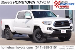 new 2021 Toyota Tacoma SR5 V6 Truck Double Cab For Sale in Ontario, OR
