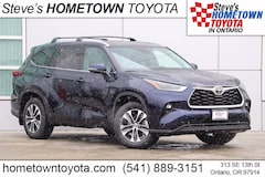 New 2021 Toyota Highlander XLE SUV For Sale in Ontario, OR