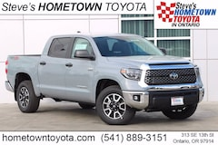 New 2021 Toyota Tundra SR5 5.7L V8 Truck CrewMax For Sale in Ontario, OR