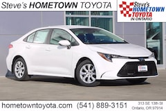 New 2021 Toyota Corolla LE Sedan For Sale in Ontario, OR