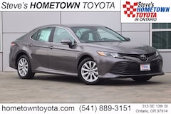 New 2020 Toyota Camry LE Sedan For Sale in Ontario, OR