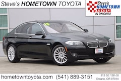 Used 2013 BMW 535i xDrive Sedan For Sale in Ontario, OR