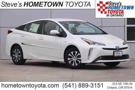 New 2020 Toyota Prius XLE AWD-e Hatchback for Sale near Boise