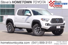 New 2021 Toyota Tacoma TRD Off Road V6 Truck Double Cab For Sale in Ontario, OR