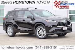 New 2021 Toyota Highlander Hybrid Limited SUV For Sale in Ontario, OR